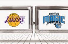 Прямая трансляция Лос-Анджелес Лейкерс — Орландо Меджик. Баскетбол. NBA. 25.11.18