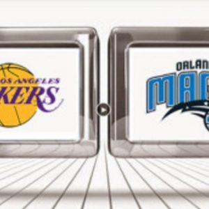 Видео. Лос-Анджелес Лейкерс не смогли на домашнем паркете обыграть Орландо Меджик. NBA. 26.11.18