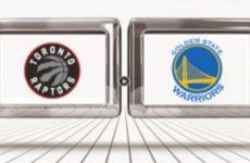 Прямая трансляция Торонто Репторс — Голден Стэйт Уорриорз. Баскетбол. NBA. 30.11.18