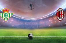 Прямая трансляция Бетис — Милан. Футбол. Лига Европы. 08.11.18