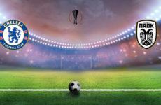 Прямая трансляция Челси — ПАОК. Футбол. Лига Европы. 29.11.18