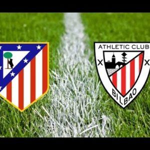 Прямая трансляция Атлетико Мадрид — Атлетик. Футбол. Ла Лига. 10.11.18