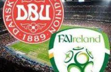 Прямая трансляция Дания — Ирландия. Футбол. Лига Наций. 19.11.18