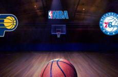 Прямая трансляция Индиана Пайсерз — Филадельфия Сиксерс. Баскетбол. NBA. 08.11.18