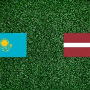Прямая трансляция Казахстан — Латвия. Футбол. Лига Наций. 15.11.18