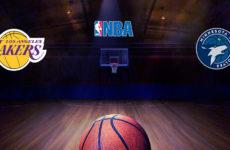 Прямая трансляция Лос-Анджелес Лейкерс — Миннесота Тимбервулвз. Баскетбол. NBA. 08.11.18