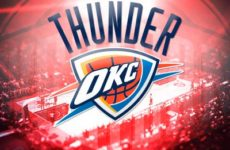Видео. Оклахома-Сити Тандер в тяжёлом матче одержала победу над Нью-Орлеан Пеликанс