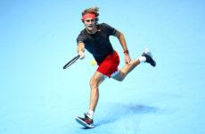 Видео. Александр Зверев сенсационно выиграл Итоговый Турнир ATP. 19.11.18