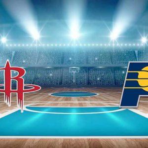 Прямая трансляция Хьюстон Рокетс - Индиана Пайсерз. Баскетбол. NBA. 12.11.18
