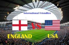 Прямая трансляция Англия — США. Футбол. Товарищеские матчи. 15.11.18