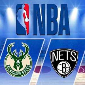 Прямая трансляция Бруклин Нетс — Милуоки Бакс. NBA. 19.01.20