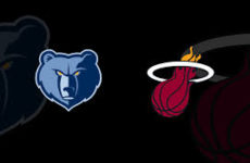 Прямая трансляция Майами Хит — Мемфис Гризлиз. NBA. 24.10.19