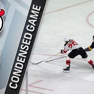 Прямая трансляция Нью-Джерси Девилс — Вегас Голден Найтс. Хоккей. NHL. 15.12.18