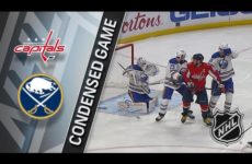 Прямая трансляция Вашингтон Кэпиталз — Баффало Сайбрз. Хоккей. NHL. 16.12.18