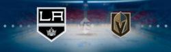 Прямая трансляция Лос-Анджелес Кингз - Вегас Голден Найтс. Хоккей. NHL. 08.12.18