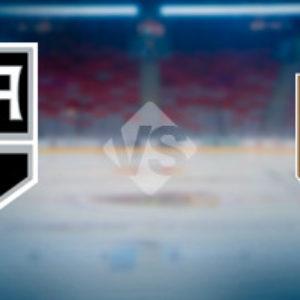 Прямая трансляция Лос-Анджелес Кингз — Вегас Голден Найтс. Хоккей. NHL. 08.12.18
