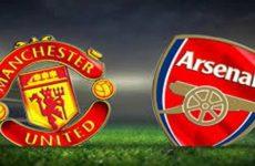 Прямая трансляция Манчестер Юнайтед — Арсенал. Футбол. АПЛ. 05.12.18