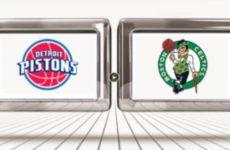 Прямая трансляция Бостон Селтикс — Детройт Пистонс. NBA. 21.12.19