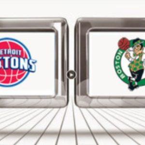Видео. Лучшие моменты Бостон Селтикс - Детройт Пистонс. NBA. 16.01.20