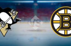 Прямая трансляция Питтсбург Пингвинс — Бостон Брюинз. Хоккей. NHL. 15.12.18