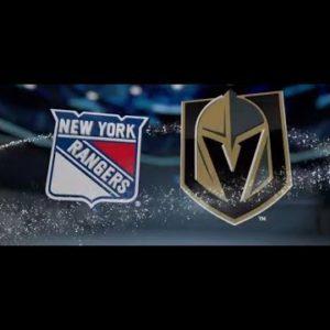 Прямая трансляция Нью-Йорк Рейнджерс - Вегас Голден Найтс. Хоккей. NHL. 16.12.18
