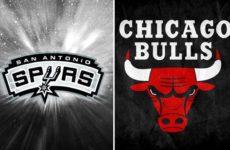 Прямая трансляция Сан-Антонио Спёрс — Чикаго Буллз. Баскетбол. NBA. 16.12.18