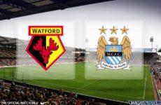 Прямая трансляция Уотфорд — Манчестер Сити. Футбол. АПЛ. 04.12.18