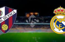 Прямая трансляция Уэска — Реал Мадрид. Футбол. Ла Лига. 9 декабря 2018 года