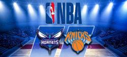 Прямая трансляция Шарлот Хорнетс - Нью-Йорк Никс. NBA. 29.01.20