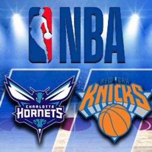 Прямая трансляция Шарлот Хорнетс — Нью-Йорк Никс. NBA. 29.01.20