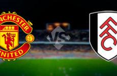 Прямая трансляция Манчестер Юнайтед — Фулхэм. Футбол. АПЛ. 08.12.18