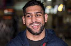 Амир Хан признался, что бой с Теренсом Кроуфордом все еще может состояться