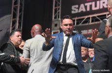Оскар Де Ла Хойя считает, что третий бой между Альваресом и Головкиным закончится нокаутом