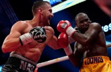 Рефери, который обслуживал бой Гвоздик — Стивенсон прокомментировал свои действия на ринге
