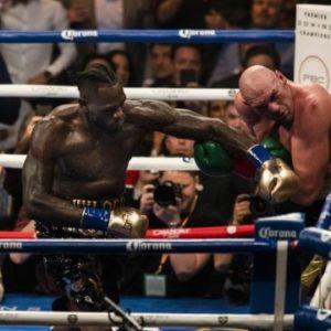 WBC одобрило матч-реванш между Деонтеем Уайлдером и Тайсоном Фьюри