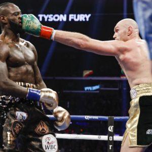 Тайсон Фьюри уверен в победе над Деонтеем Уайлдером в реванше