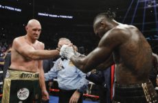 У WBC сообщили, что запроса на проведение матча-реванша между Уайлдером и Фьюри не получали