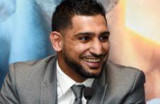 Амир Хан: «Я остановил бы такого Брука за шесть раундов»