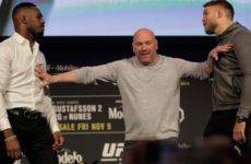 Дана Уайт: «Участники турнира UFC 232 не получат компенсации»