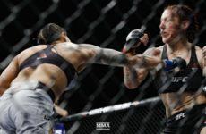 Видео боя Аманда Нуньес — Крис Сайборг UFC 232