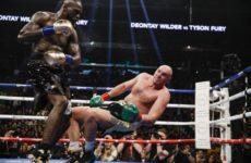 Деонтей Уайлдер: «9 из 10 рефери остановили бы бой с Фьюри в 12-ом раунде»