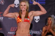 UFC on ESPN 1: Андреа Ли встретится с Эшли Эванс-Смит