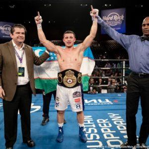 Исраил Мадримов вошел в топ-10 рейтинга WBA в первом среднем весе
