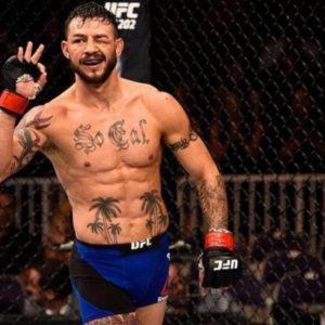 Каб Свонсон не готов драться с Жозе Алдо на турнире UFC 233