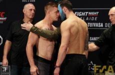 Видео боя Джим Крут — Пол Крэйг UFC Fight Night 142