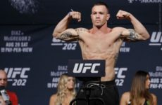 Колби Ковингтон всерьёз намерен перейти с UFC в профессиональный реслинг