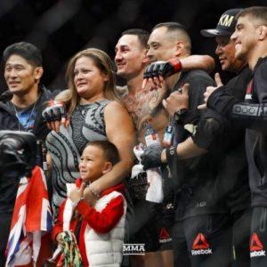 Зарплаты и бонусы участников турнира UFC 231: Холлоуэй — Ортега