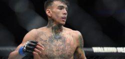 Андре Фили - Майлс Джури в разработке на UFC on ESPN 1