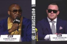 UFC предложили Камару Усману бой с Колби Ковингтоном