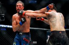 Медицинские отстранения после турнира UFC 231: Холлоуэй — Ортега
